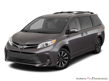 Toyota Sienna XLE AWD 2018 - photo 2