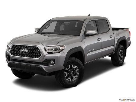 Toyota Tacoma 4X4 DOUBLE CAB V6 6A SB 2018 - photo 2