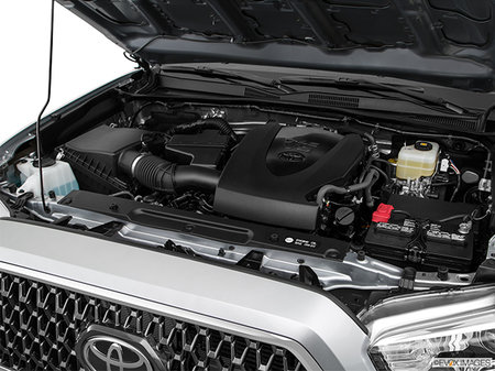 Toyota Tacoma 4X4 DOUBLE CAB V6 6A SB 2018 - photo 3
