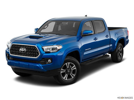 Toyota Tacoma 4X4 DOUBLE CAB V6 6A 2018 - photo 2