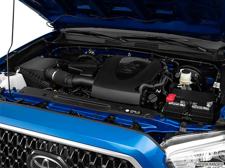 Toyota Tacoma 4X4 DOUBLE CAB V6 6A 2018 - photo 3