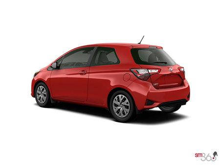 Toyota Yaris Hatchback 3-DOOR CE 2018 - photo 2