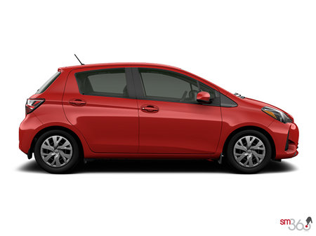 Toyota Yaris Hatchback 5-DOOR LE 2018 - photo 1