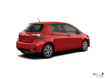 Toyota Yaris Hatchback 5-DOOR LE 2018 - photo 2