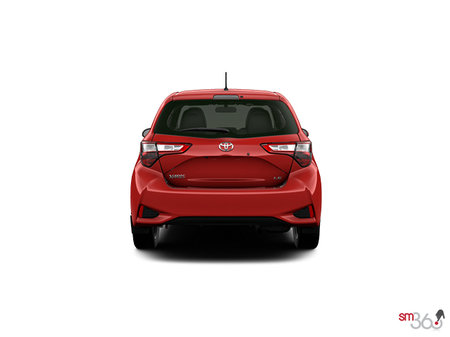 Toyota Yaris Hatchback 5-DOOR LE 2018 - photo 3