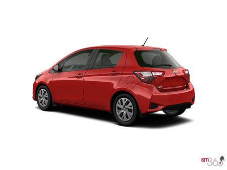 Toyota Yaris Hatchback 5-DOOR LE 2018 - photo 4