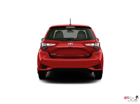 Toyota Yaris Hatchback 5-DOOR SE 2018 - photo 1