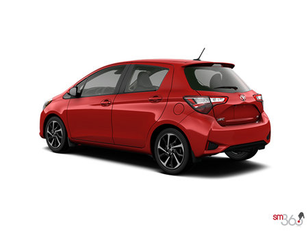 Toyota Yaris Hatchback 5-DOOR SE 2018 - photo 2