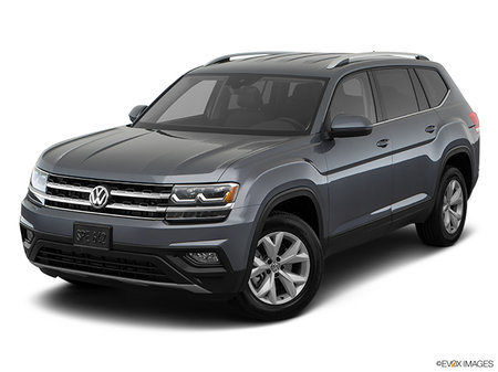 Volkswagen Atlas COMFORTLINE 2018 - photo 2
