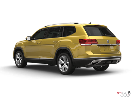 Volkswagen Atlas TRENDLINE 2018 - photo 1