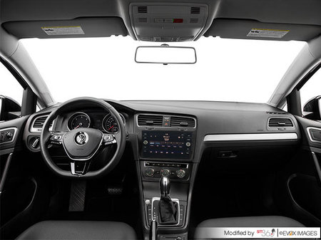 Volkswagen Golf 5 portes COMFORTLINE 2018 - photo 3