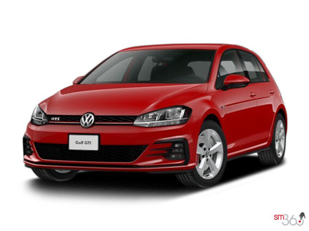 Volkswagen Golf GTI 5 portes BASE GTI 2018 - photo 1