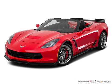 Chevrolet Corvette Convertible Grand Sport 1LT 2018 - photo 3