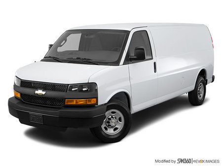 Chevrolet Express 2500 CARGO 2018 - photo 1