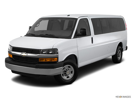 Chevrolet Express 2500 PASSENGER LT 2018 - photo 3