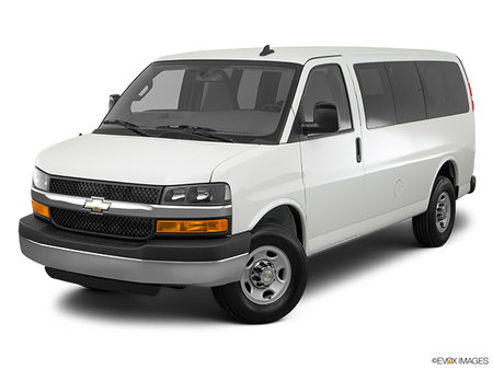 Chevrolet Express 3500 PASSENGER LT 2018 - photo 3