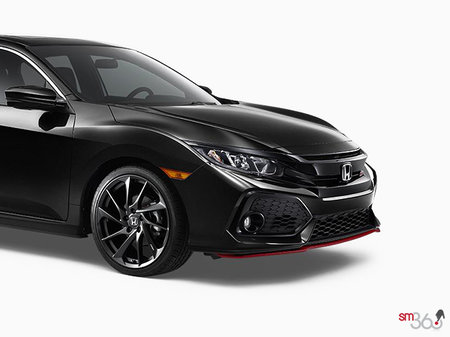Honda Civic Sedan SI HFP 2018 - photo 1