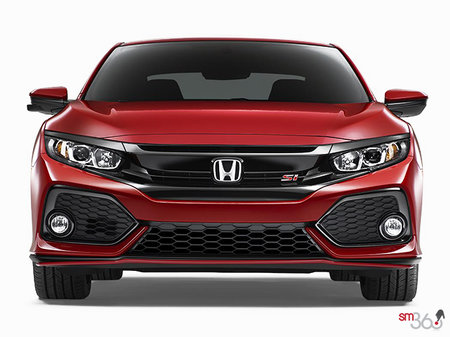 Honda Civic Coupe SI HFP 2018 - photo 4