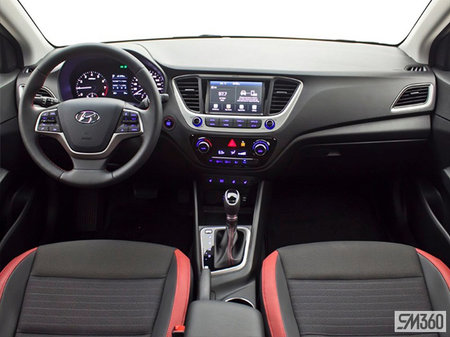 Hyundai Accent 5 doors GLS 2018 - photo 1