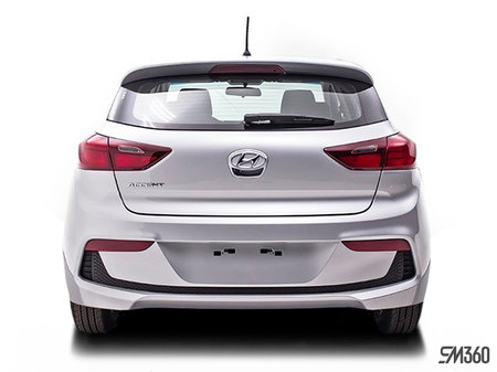 Hyundai Accent 5 portes LE 2018 - photo 1