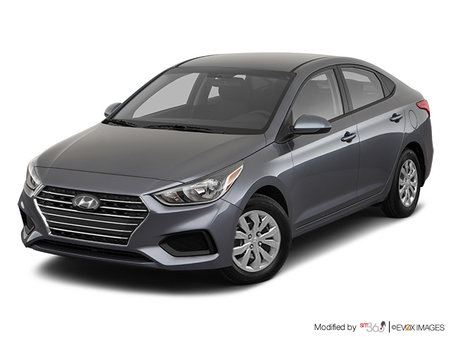 Hyundai Accent Sedan LE 2018 - photo 1