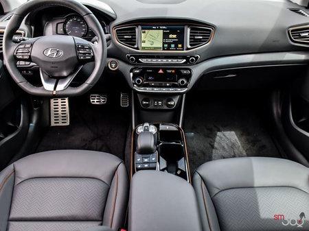 Hyundai IONIQ électrique LIMITED 2018 - photo 3