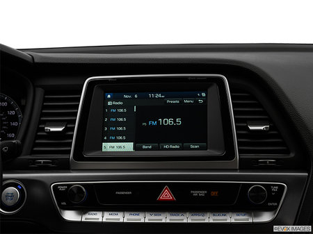Hyundai Sonata Hybride GL 2018 - photo 3