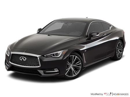 INFINITI Q60 Coupe 2.0T LUXE AWD 2018 - photo 2