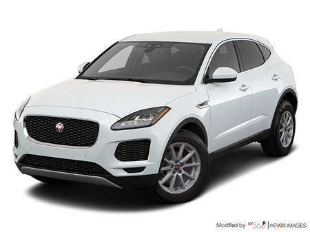 Jaguar E-Pace BASE E-Pace 2018 - photo 1