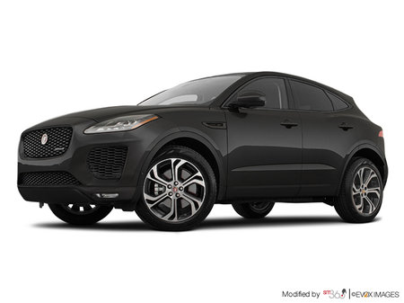 Jaguar E-Pace First Edition 2018 - photo 7