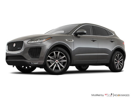 Jaguar E-Pace R-Dynamic HSE 2018 - photo 7