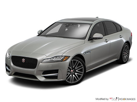 Jaguar XF R-SPORT 2018 - photo 1