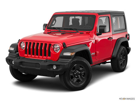 Jeep All-New Wrangler SPORT 2018 - photo 2