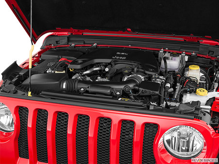 Jeep All-New Wrangler SPORT 2018 - photo 4