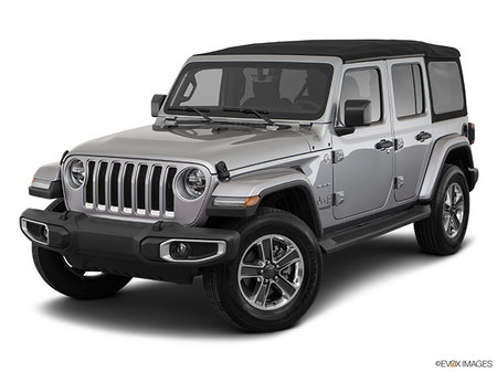 Jeep All-New Wrangler UNLIMITED SAHARA 2018 - photo 2