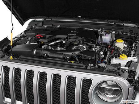 Jeep All-New Wrangler UNLIMITED SAHARA 2018 - photo 4