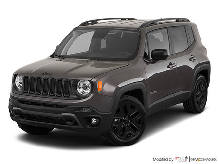 Jeep Renegade UPLAND EDITION 2018 - photo 2