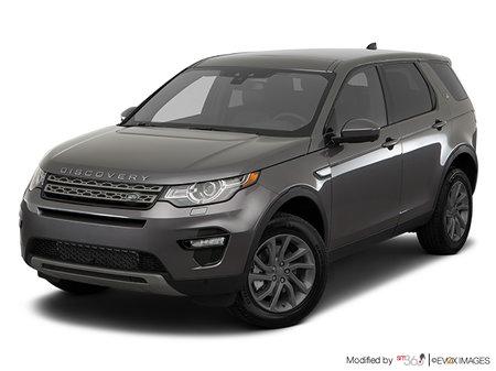 Land Rover Discovery Sport SE 2018 - photo 2