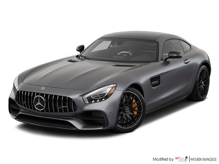 Mercedes-Benz AMG GT coupe C 2018 - photo 3