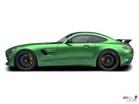 Mercedes-Benz AMG GT 4 portes R 2018 - photo 1