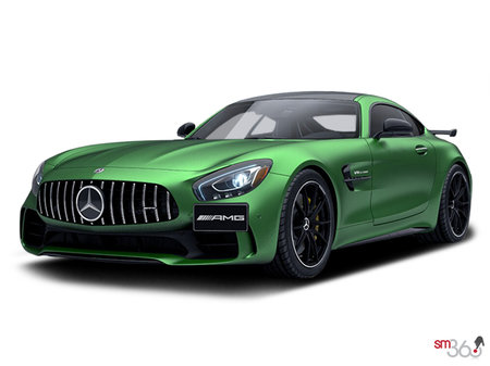 Mercedes-Benz AMG GT 4 portes R 2018 - photo 2