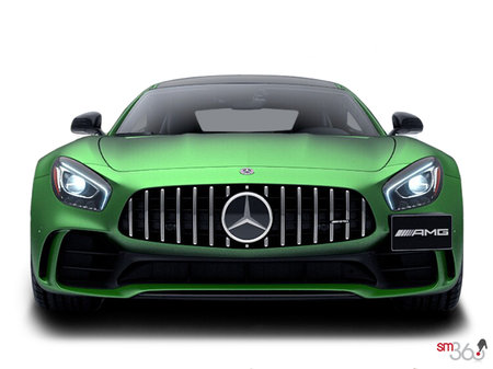 Mercedes-Benz AMG GT 4 portes R 2018 - photo 3