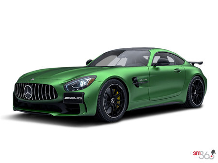 Mercedes-Benz AMG GT coupe R 2018 - photo 3