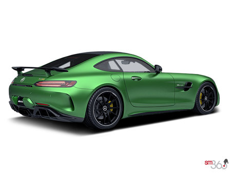 Mercedes-Benz AMG GT coupe R 2018 - photo 4