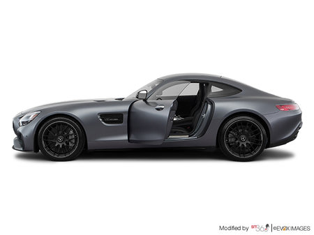 Mercedes-Benz AMG GT coupé S 2018 - photo 1