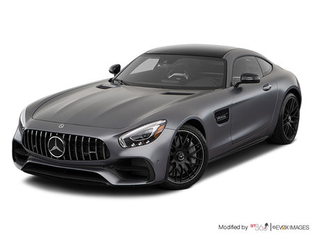 Mercedes-Benz AMG GT coupé S 2018 - photo 4
