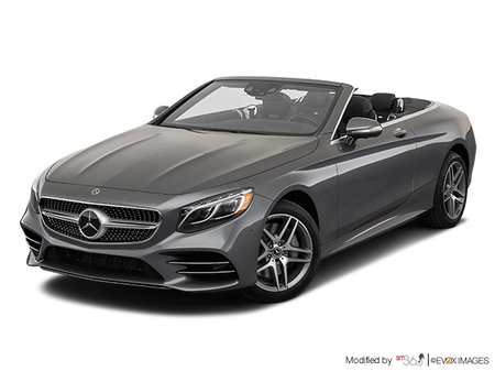 Mercedes-Benz S-Class Cabriolet 560 2018 - photo 3