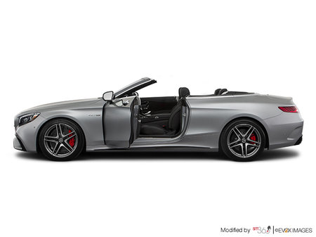 Mercedes-Benz Classe S Cabriolet 63 4MATIC+ AMG 2018 - photo 1