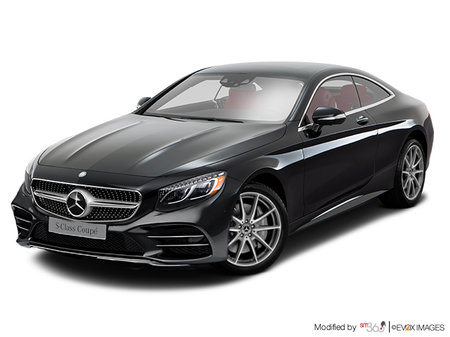 Mercedes-Benz S-Class Coupe 560 4MATIC 2018 - photo 3