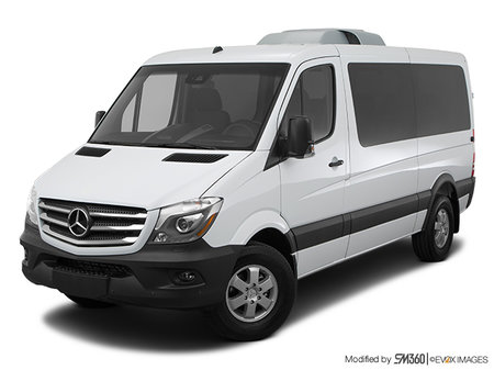 Mercedes-Benz Sprinter 4X4 PASSENGER VAN 2500 BASE 4X4 PASSENGER VAN 2500 2018 - photo 3